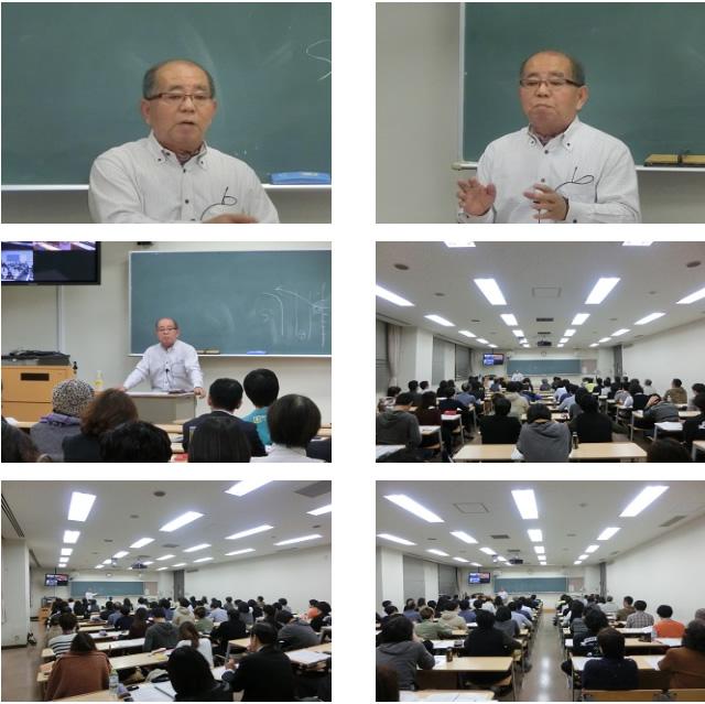 県立広島大学特別講座「創業について学んでみよう!」開催風景
