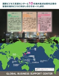国際ビジネス支援センター 令和2年度版パンフレット